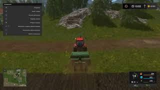 FARMING SIMULATOR17 ч 3 покупка мойки и мойка техники(презалив)