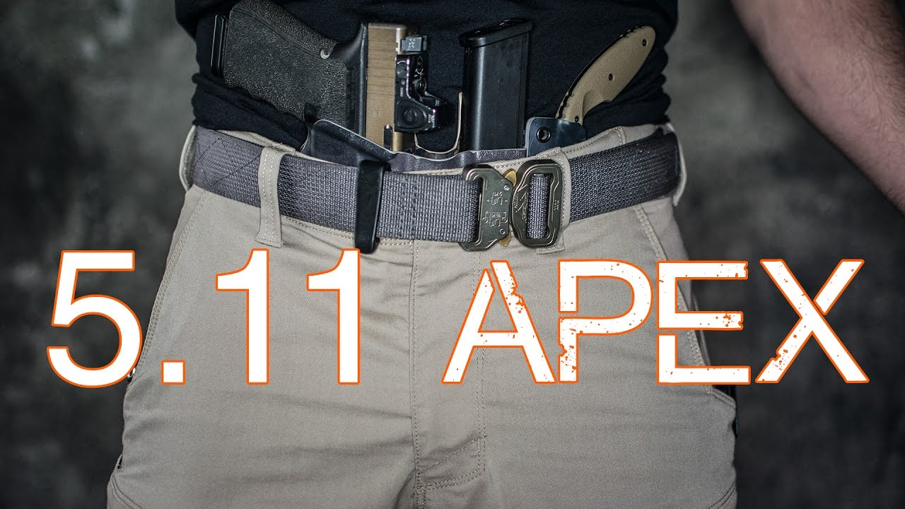 a2ebd6ae1a 5.11 APEX Pants Review - Tactical Pants - 5.11 Tactical - YouTube