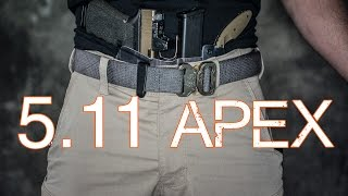 5.11 APEX Pants Review - Tactical Pants - 5.11 Tactical