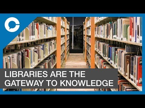 Librarian Scott Hargrove: Libraries Are The Gateway to Knowledge
