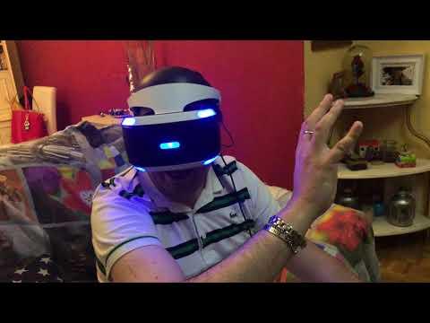 PRUEBA PlayStation VR , RESIDENT EVIL 7