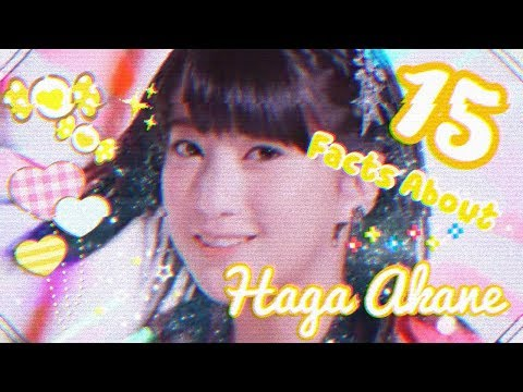 Fifteen Facts About Haga Akane! + Blooper Reel | モー娘。月曜