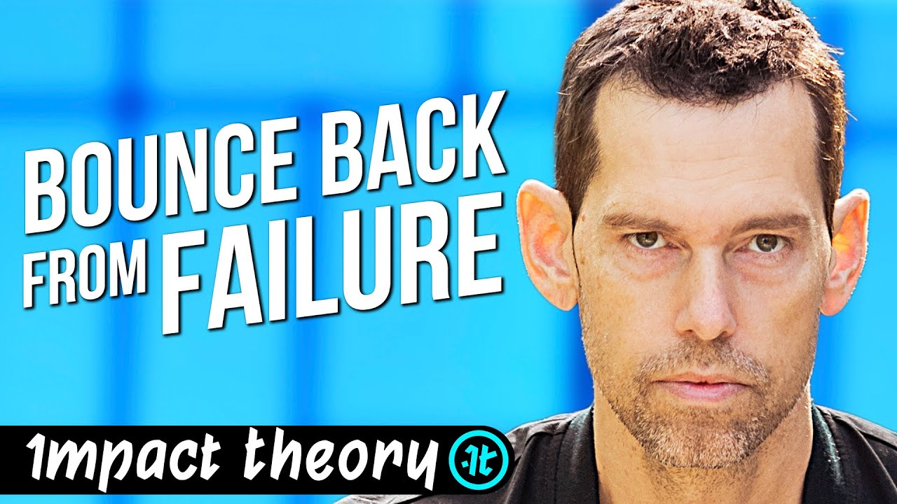 THIS Is How You Overcome Failure and Launch Yourself to Success | Tom Bilyeu Q&A