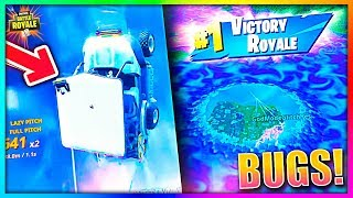 BUG Win ALL PARTIES..!! BEST BUGS (Fortnite: Battle Royale) [BySixx]