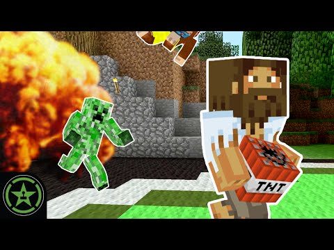 Let's Play Minecraft: Ep. 218 - Hole Lot of Renovating