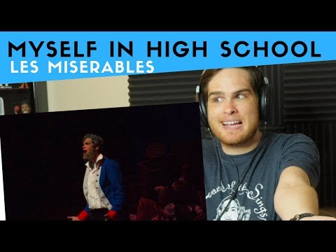 Voice Teacher Reacts to Sam Johnson's High School Production of Les Miserables