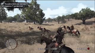 PLAYTHROUGH - Red Dead Redemption -  Épisode 08 - FR HD