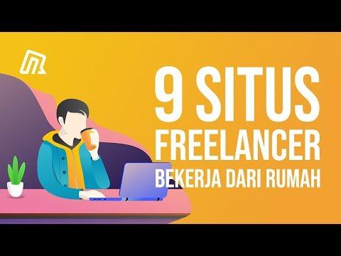9 Situs Freelance Terbaik | Bisnis Online Bekerja dari Rumah tanpa Modal