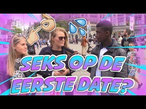 IS SEKS OP DE EERSTE DATE NORMAAL? - AMSTERDAM