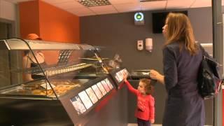Les Poulets de Ann Fournier, rotisserie, Tubize