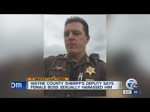 Male deputy files lawsuit claiming Wayne County Sheriff's Office ignored sexual harassment by a fema