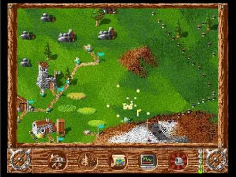 Top 20 - Amiga by Continental Europe: The Settlers