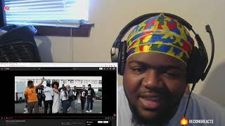 AMERICAN FIRST REACTION TO Niska - La zone est minée #FRENCHRAP