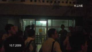 港鐵沙中線修定方案遊行 Part5/7