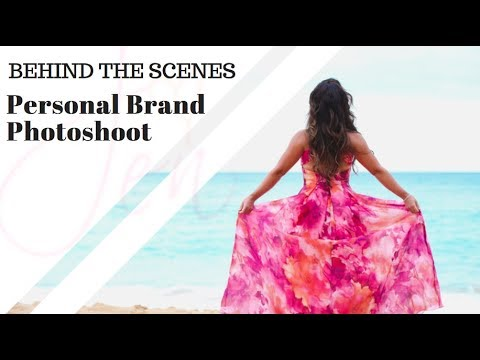 Hawaii Personal Brand Shoot with Allison Taylor Creative