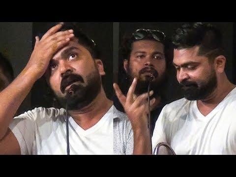 "SIMBU :""AAA க்கு திட்டுனத விட விஷாலை திட்டுறாங்க""  | Simbu On VISHAL"