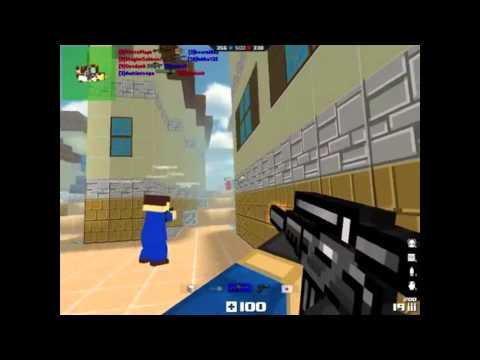 FragMovie по игре BLOCKADE 3D Steam Version #2