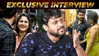 """Kavin Playing DOUBLE GAME With Losliya & Sakshi"" - Rio Raj Opens Up 
