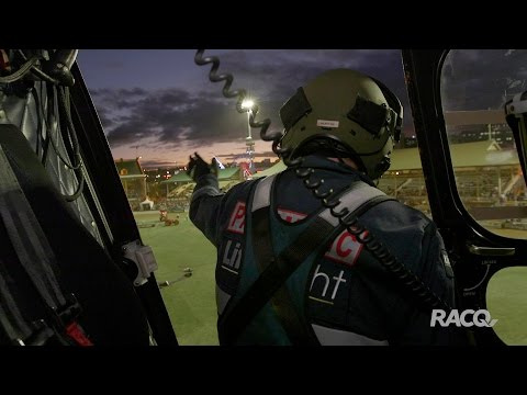 RACQ LifeFlight at EkkaNITES