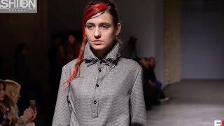 OSTEL Fall Winter 2017 18 Ukrainian Fashion Week   Fashion Channel