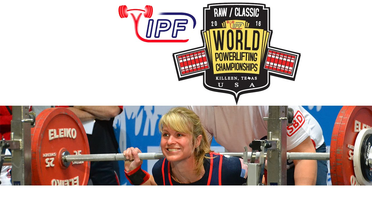 Powerlifting - Arnold Classic Europe