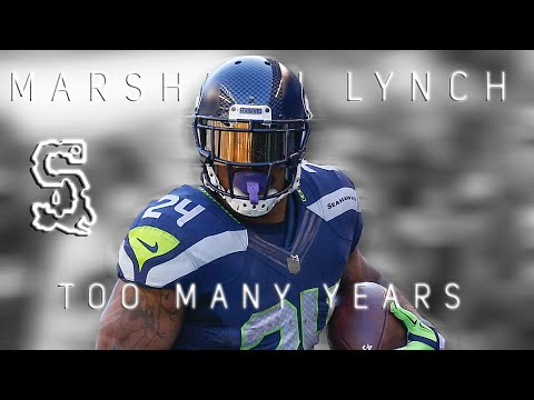 "Thumbnail: Marshawn Lynch ""Too Many Years"" Ultimate Seahawks Highlights"