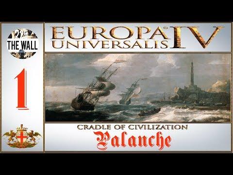 Palanche! - EU4 Cradle of Civilization Genova [Gameplay ITA #1]