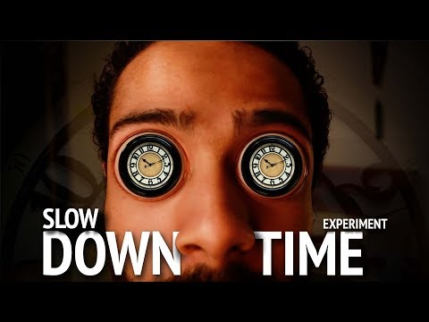 How To Slow Down Time (Test Your Perception)