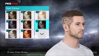 PES 2018 - Create Player | Become a Legend (PS4 HD) [1080p60FPS]