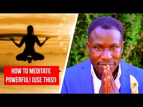HOW TO MEDITATE (10 Powerful Meditation Secret Techniques to Access The Power of NOW)