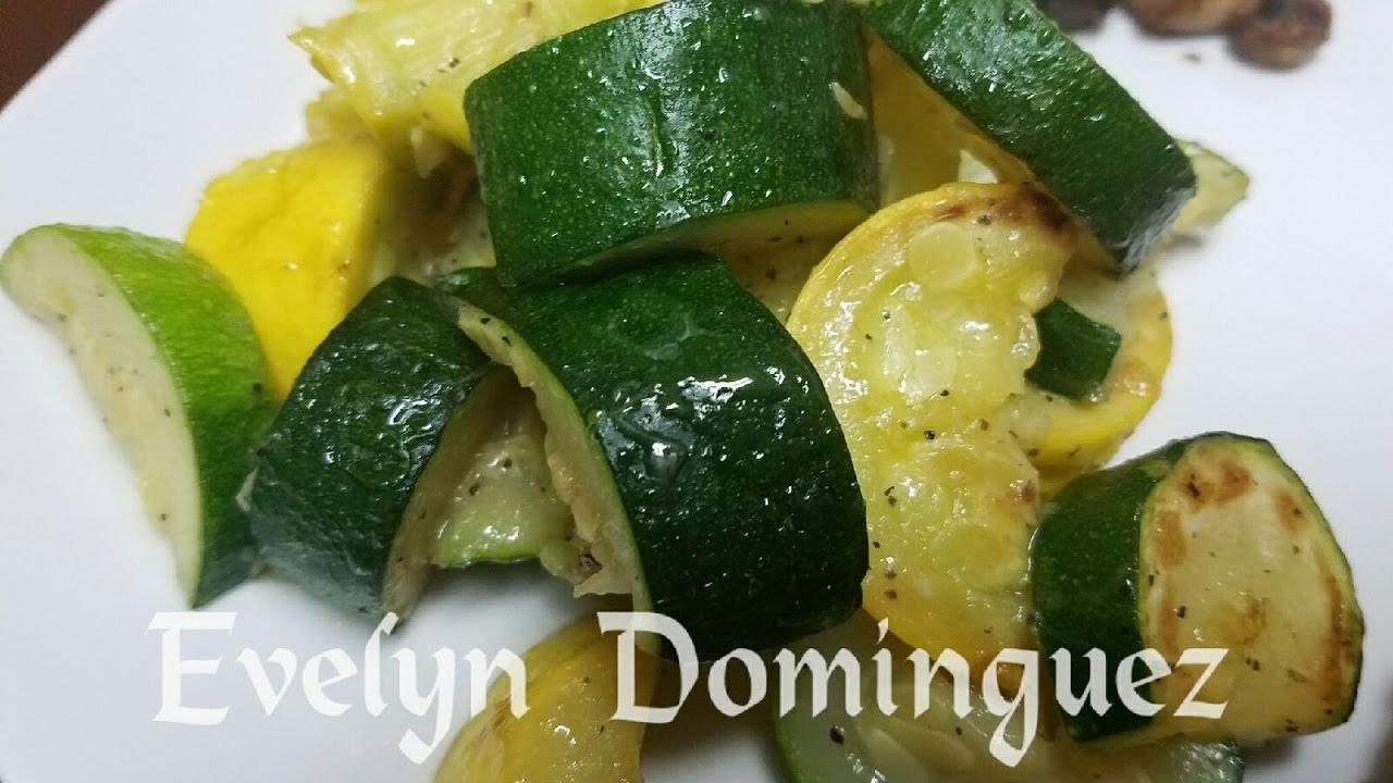 Recetas de cocina con zuquini