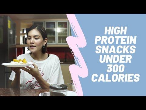 High Protein Snacks UNDER 300 CALORIES   Part 1