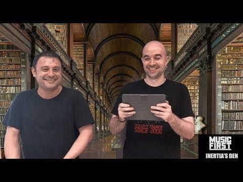 Inertia's Den 3 with John O'Callaghan & Neal Scarborough - Trance reviews!