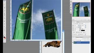 Как вставить одну картинку в другую(Работа с Фотошопом., 2010-04-16T06:52:45.000Z)