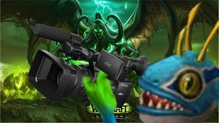 Action Camera: A NEW way to play WoW?