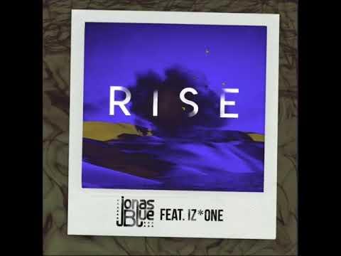 "Jonas Blue ""R I S E"" ft. IZONE | 2019"