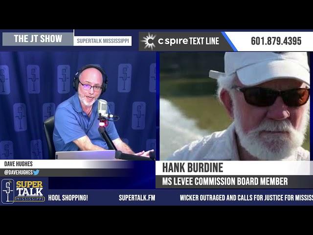 Hank Burdine Discusses The Delta