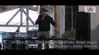 MINERALIZACJA GLEBY - MĄCZKA BAZALTOWA - Robert Wagner - 10.11.2018 r.© VTV