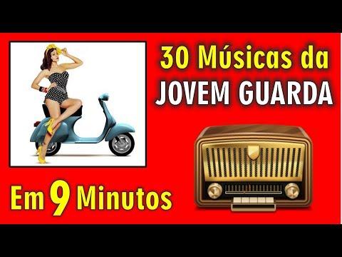 30 Músicas Inesquecíveis da Jovem Guarda em apenas 9 Minutos!!!