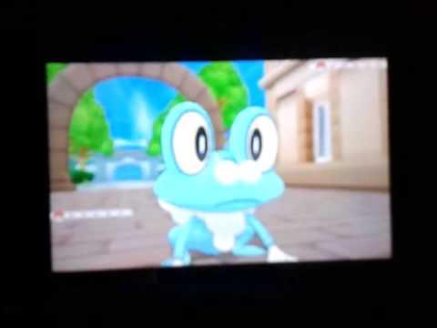 Pokemon X and Y Shauna battle - YouTube