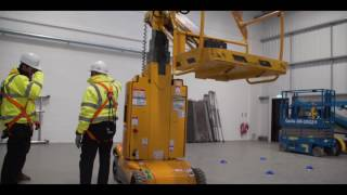 What to expect on an HSS Training IPAF Mobile Elevating Work Platform (MEWP) course.
