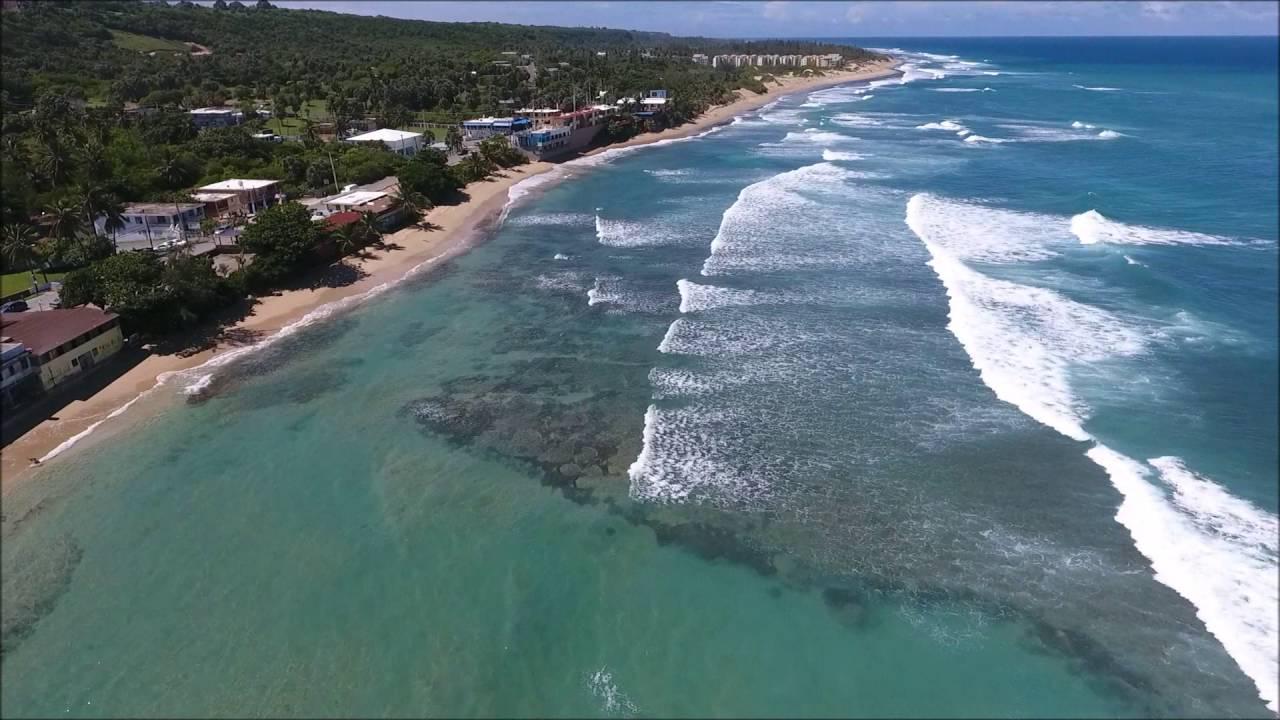 Playa Jobos En Isabela Puerto Rico Surfing