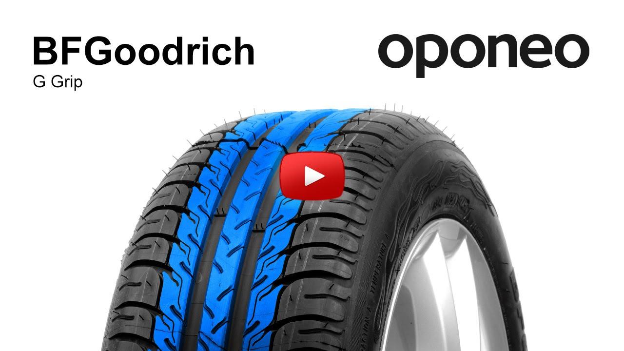 Bfgoodrich All Terrain >> Tyre BF Goodrich G Grip Summer Tyres Oponeo™ - YouTube