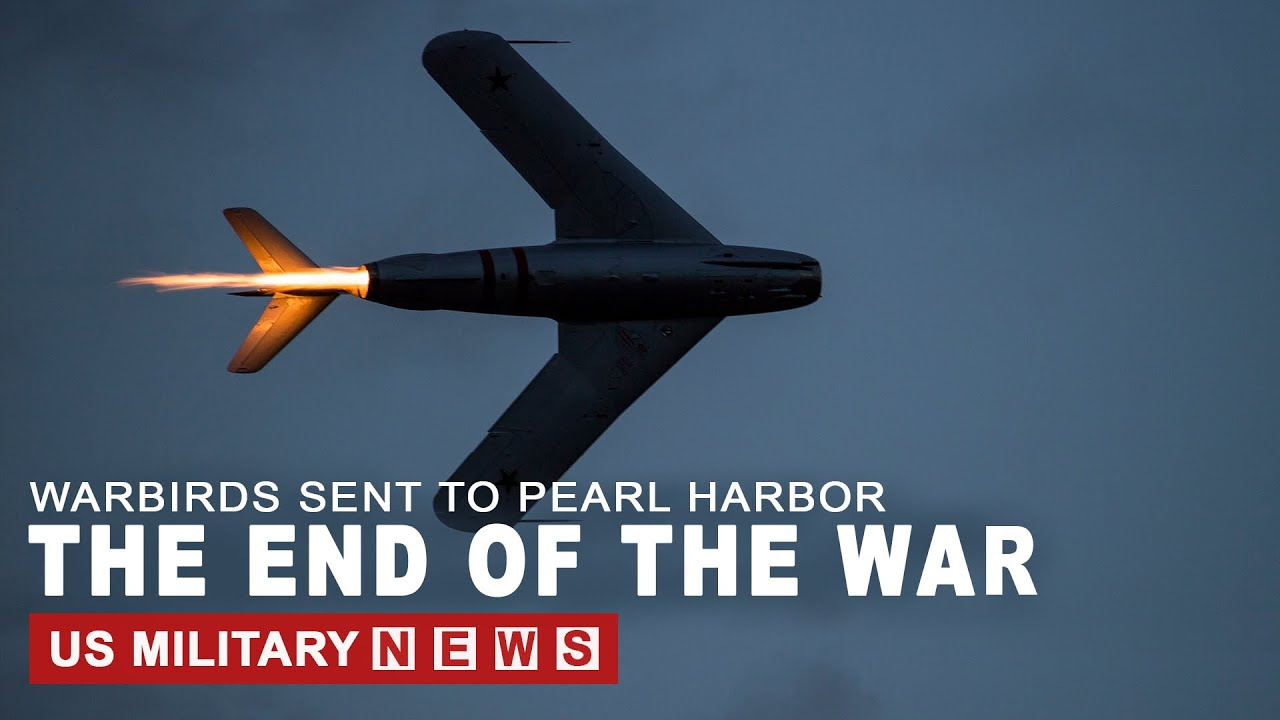 Victory of the Pacific: Warbirds to send back to Pearl Harbor