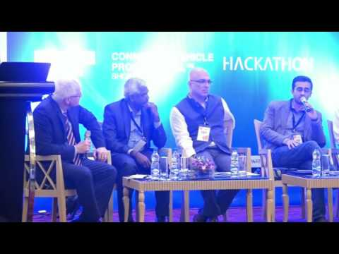 AutoNebula - Connected Car Conference - Panel Discussion 1
