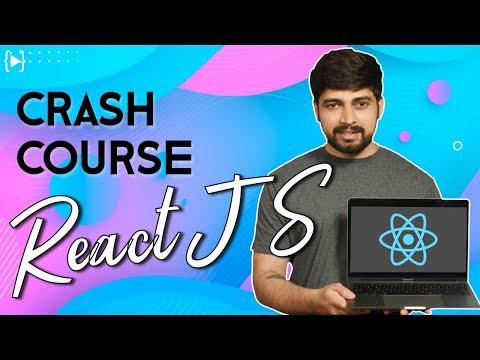 ReactJS Crash Course