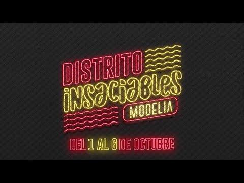 Distrito Insaciables: Modelia