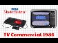 Sega Master System TV Commercial (1986) HD