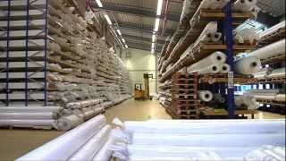 Экскурсия по фабрике PONGS в Германии(PONGS - производитель натяжных потолков Descor. Сегодня в работе германского предприятия задействованы уникаль..., 2013-02-25T07:50:55.000Z)