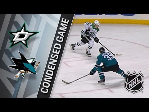 Dallas Stars vs San Jose Sharks – Apr. 03, 2018 | Game Highlights | NHL 2017/18. Обзор